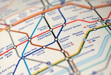 London Tube Challenge